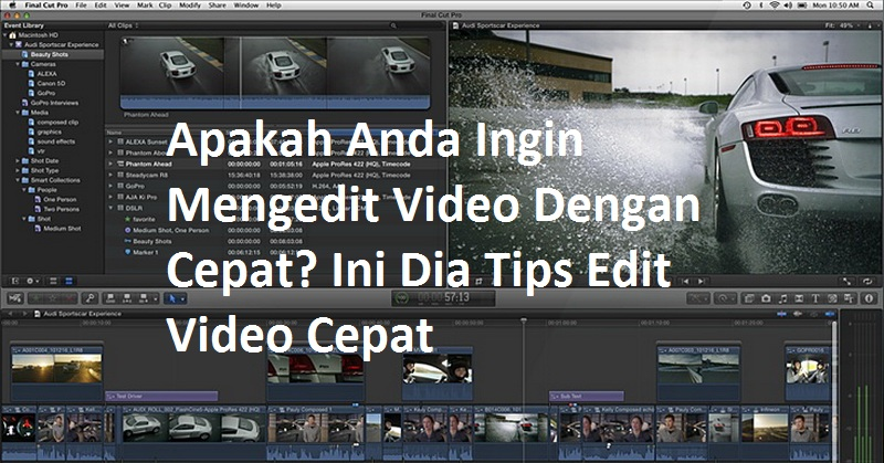Edit Video Cepat